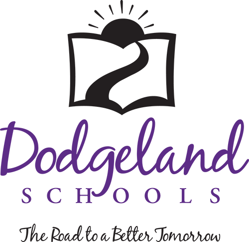 dodgeland school district logo