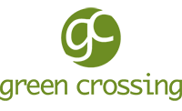 Green Crossing logo