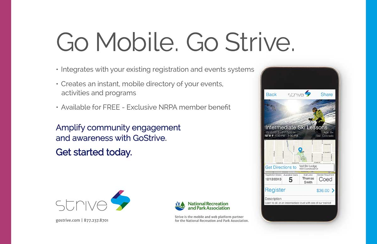 Strive flyer