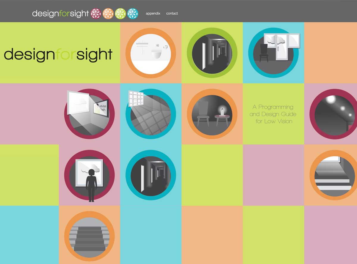 Design for Sight websight